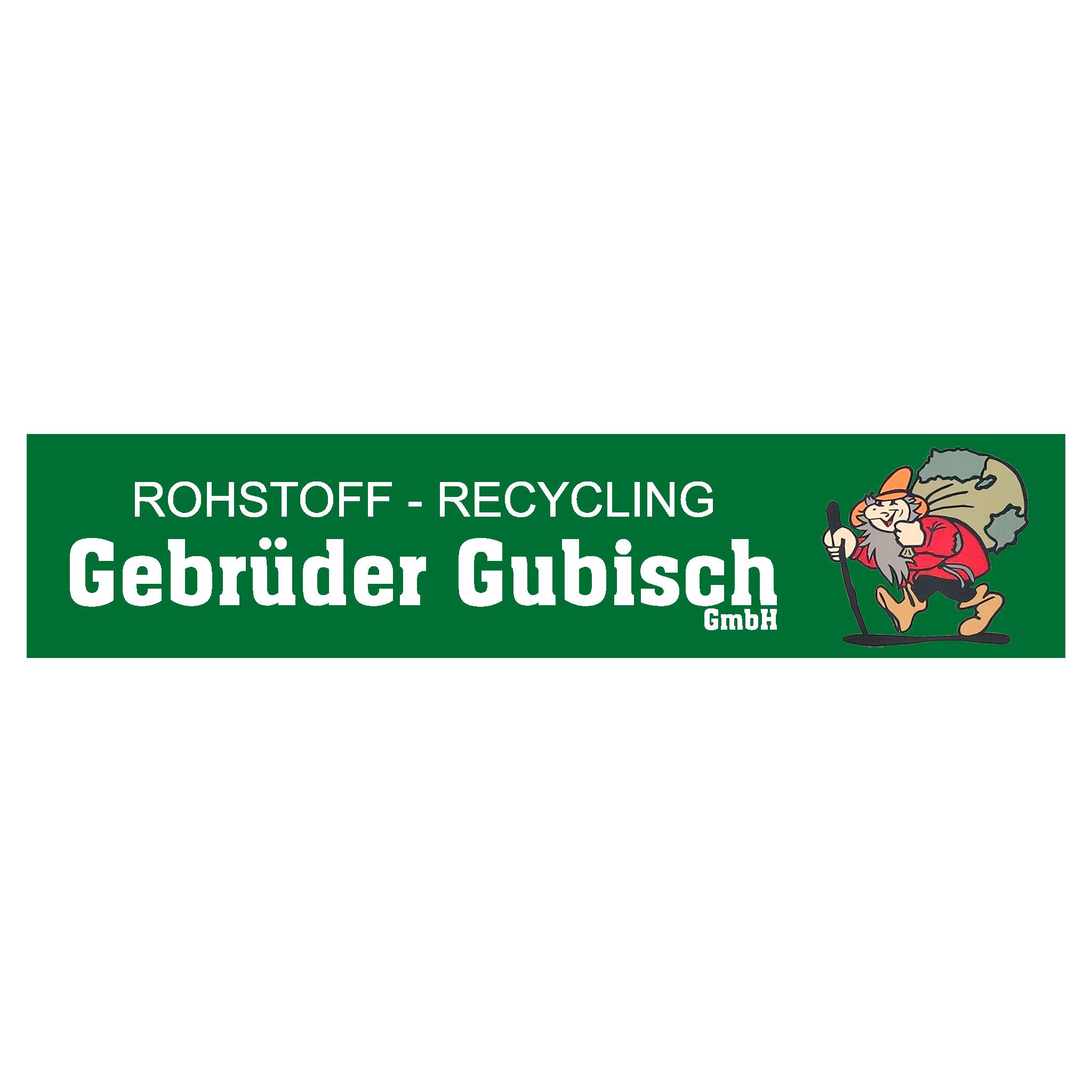 Rohstoffrecycling Gubisch
