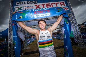 Bradley Weiss gewinnt XTERRA South Africa