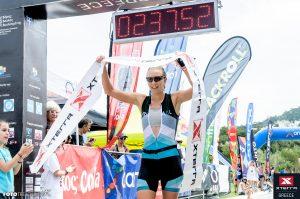 Nicole Walters (GBR) gewinnt XTERRA Greece