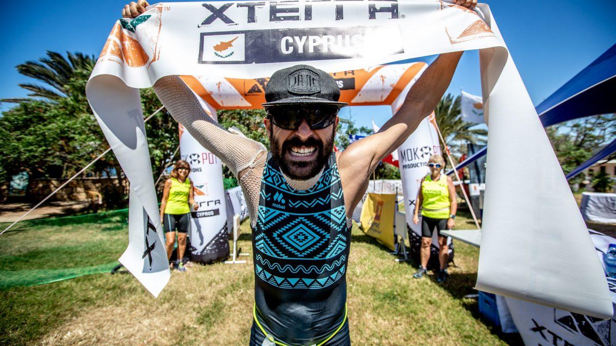 Roger Serrano (ESP) gewinnt XTERRA Zypern