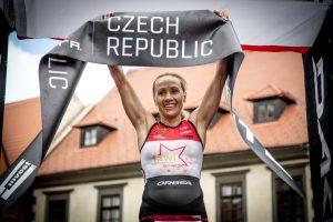 Helena Karaskova gewinnt XTERRA Czech